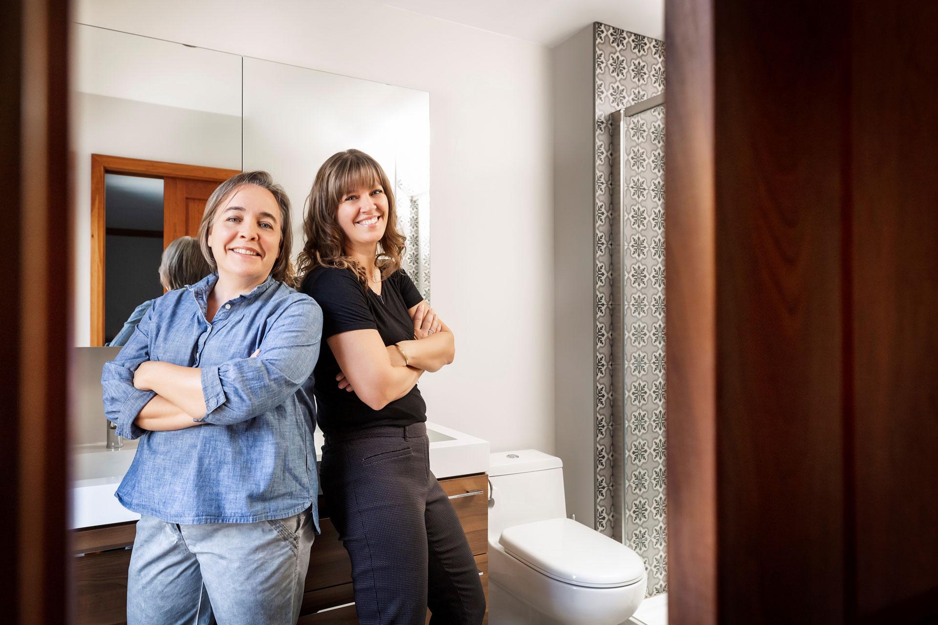 Lily & Mélanie - fondatrices de d2o